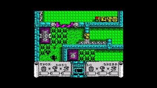 Dandy Walkthrough, ZX Spectrum