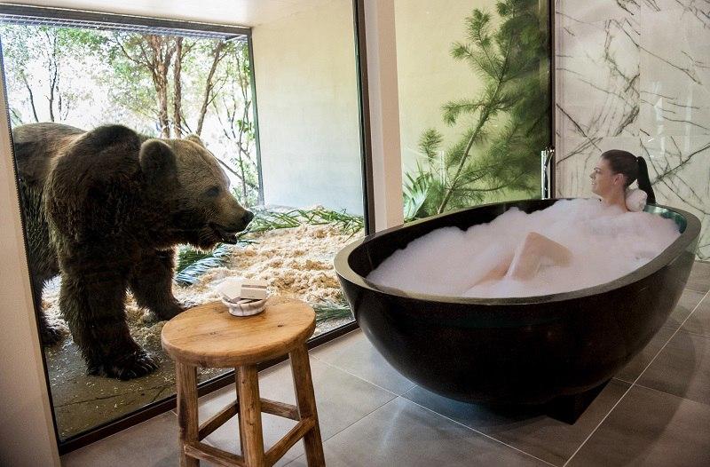 Jamala Wildlife Lodge - необычный отель в зоопарке, Австралия, изображение №5