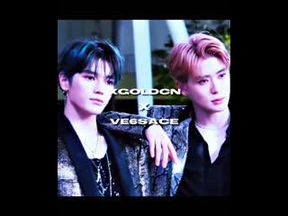 NCT vine ▸ Lee Taeyong x Jeong Jaehyun ▸ jaeyong