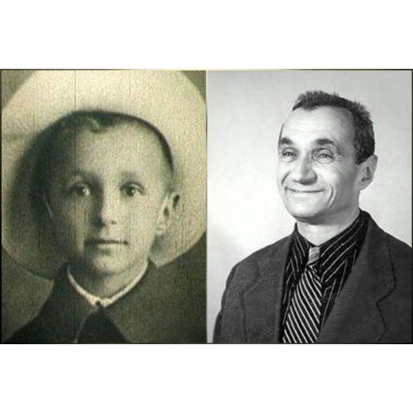 Как выглядели легендарные советские актеры в школьные годы. Часть 2... Всех узнали по детским фото