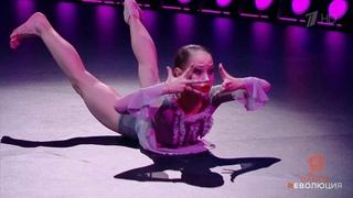 Мария Говди. Отборочный тур. Dance Революция. Фрагмент выпуска от