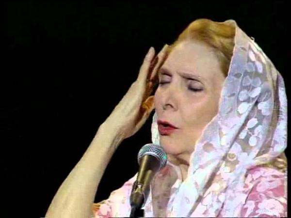 María Dolores Pradera La hija de Don Juan Alba