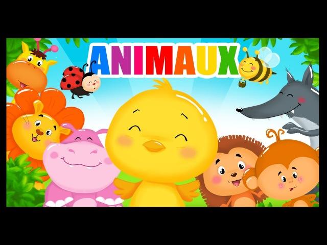 Apprendre les animaux et leurs cris en français avec les Titounis