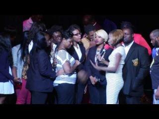 Le'Andria Johnson Gospel Concert The Gospel