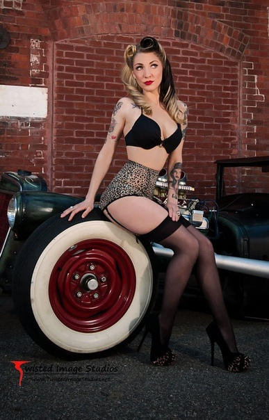 Sexy Pin Up Porn