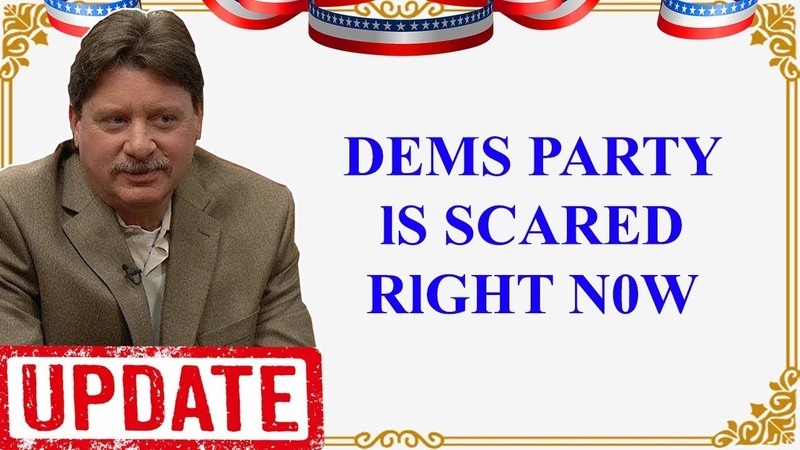 Mark Taylor 04/24/2019 — DEMS PARTY lS SCARED RlGHT N0W