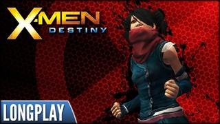 X-Men: Destiny (PS3) - Aimi - Longplay Walkthrough