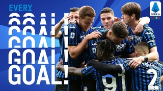 Eriksen saves point for leaders and Atalanta beat Juve! | EVERY Goal | Round 31 | Serie A TIM