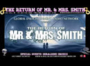 The Return of Mr. Mrs Smith with Special Guest Geraldine Orozco 5-31-20