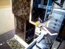 Самодельный сверлильный станок 700 ватт из фанеры, который кроет китайсов.