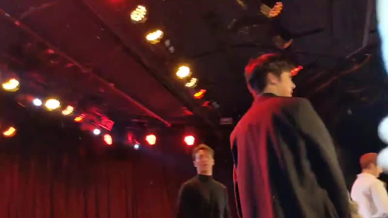 [VK][200214] MONSTA X fancam - You Can't Hold My Heart @ The Roxy Underplay Show