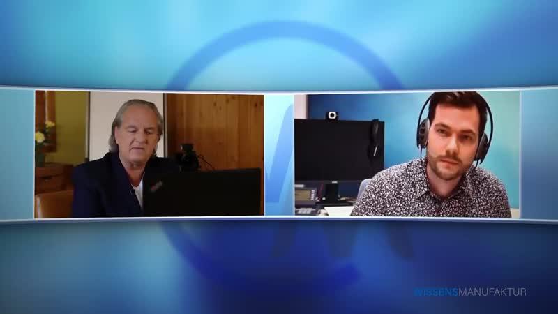20-05-26 Andreas Popp gibt ARD ein Interview zum Thema Verschwörungstheorien