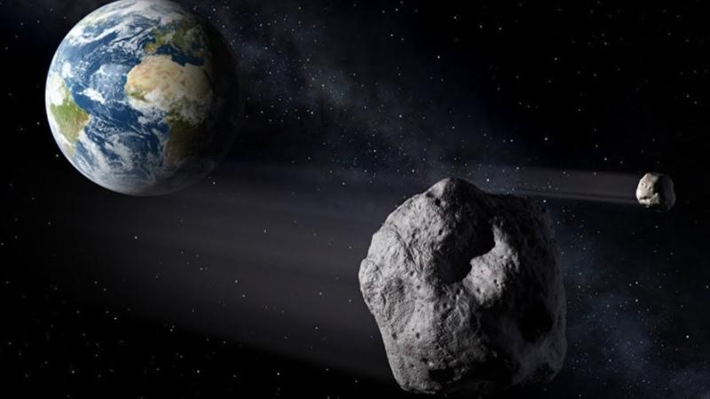 Перед выборами в США на Землю может упасть астероид Упадет или