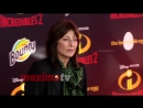 Catherine Keener Incredibles 2 Premiere Red Carpet