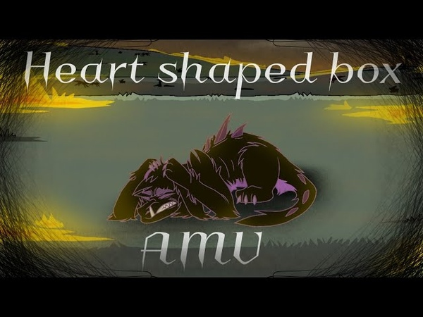 Heart Shaped Box AMV PMV Flipaclip Collab with Echo Featherss