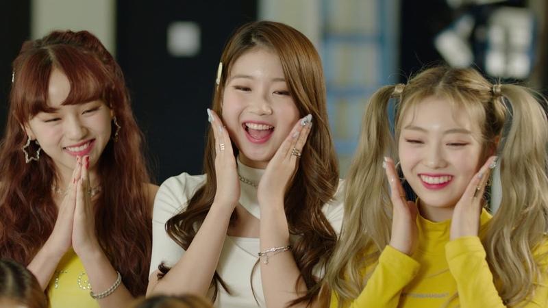 여성청결제 옐로하나의 광고모델이 된 아이돌 걸그룹 세러데이