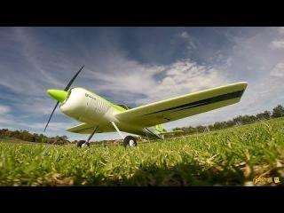 ParkZone Sukhoi RC Plane Demo Video