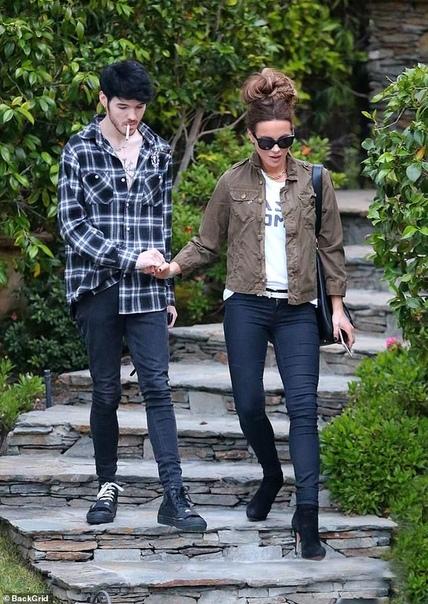 """Инсайдер рассказал, почему расстались Кейт Бекинсейл и Гуди Грейс: """"Он молод и у него другие приоритеты"""""""