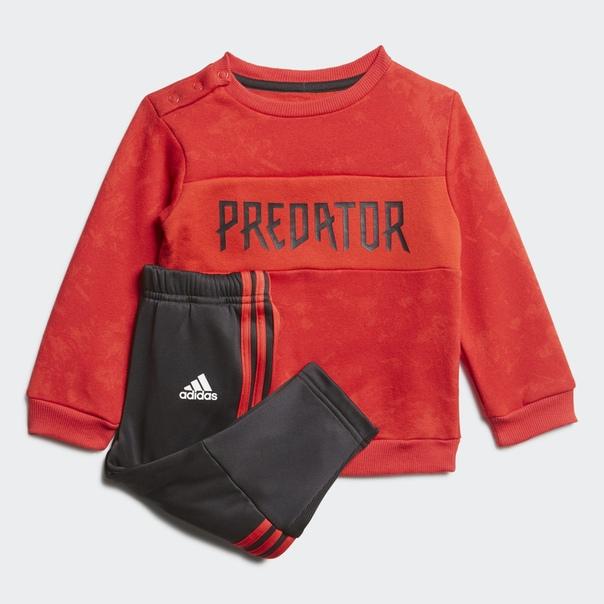 Комплект: джемпер и брюки Mini Me Predator