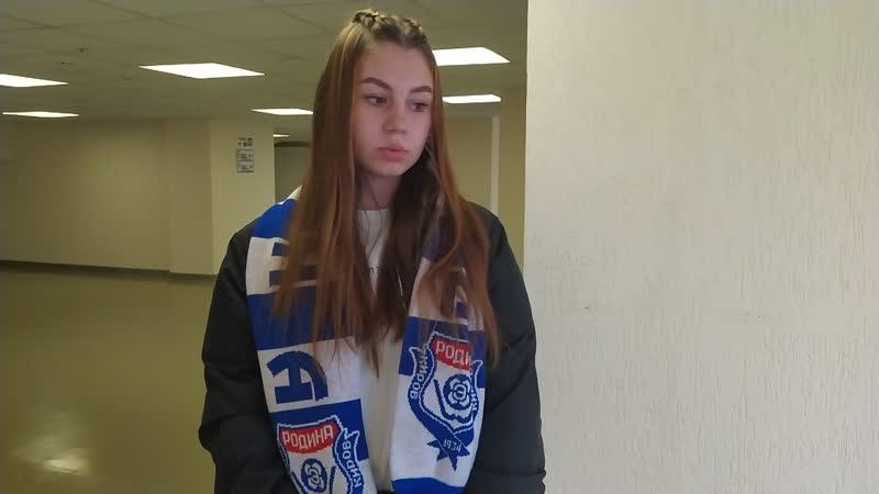 ✔️⚪🔵 Таня наш двенадцатый игрок из Ульяновска хкродина родинакиров хоккейсмячом