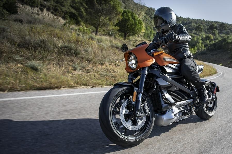 Производство Harley-Davidson LiveWire возобновили