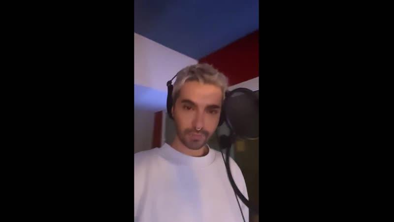 Bill Kaulitz Instagram Stories 24 11 2020