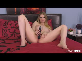 Bunny Colby - Gorgeous Bunny Colby Loves Masturbating