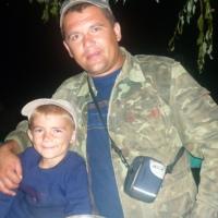 Фотография страницы Николая Данилца ВКонтакте
