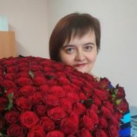 Фотография страницы Ларисы Соменко ВКонтакте