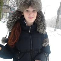 Фотография страницы Анастасии Никитиной ВКонтакте