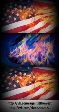 МЫ ПРОТИВ ПОЛИТИКИ США, НАТО, ЕС и ООН! Анти-США
