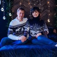 Фотография страницы Елены Черновой ВКонтакте