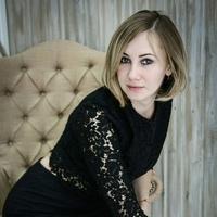 Фотография страницы Оли Солдаевой ВКонтакте