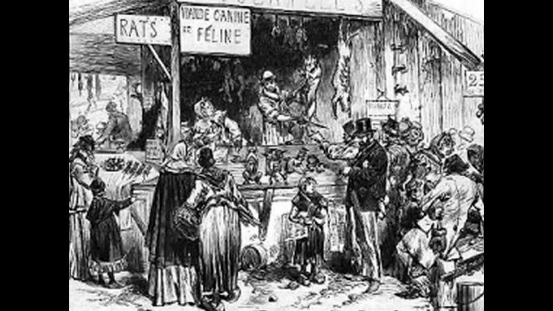 Paris pour un beafsteak - chanson historique de France - 1870