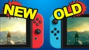 Old vs New Switch What Nintendo didnt tell you