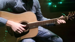 Анет Сай - Слезы (OST Пацанки) - Guitar Fingerstyle cover +Tabs