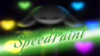 Asriel UnderTale   SpeedPaint #4
