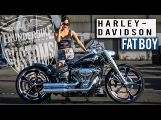 Thunderbike - Customized Harley-Davidson Fat Boy
