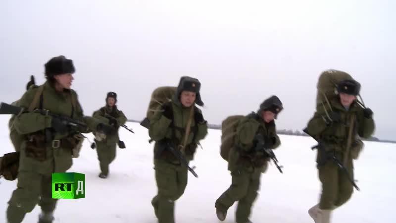 Женский батальон РГВВДКУ 16 серия