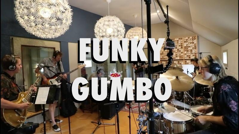 Funky Gumbo - Leif de Leeuw Band