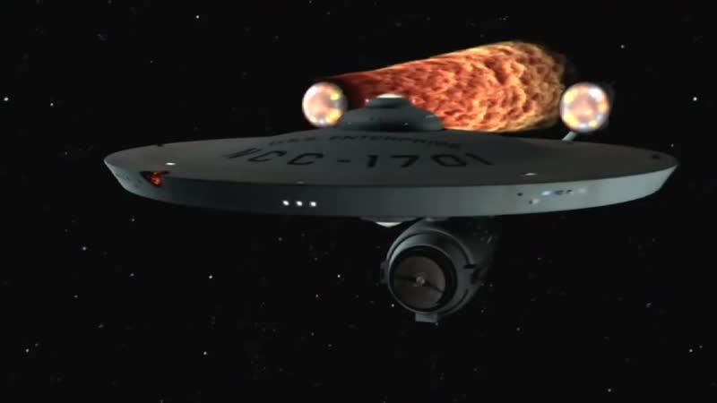 Звёздный путь Новые путешествия Кровь и огонь Часть II 4x05 пятая серия