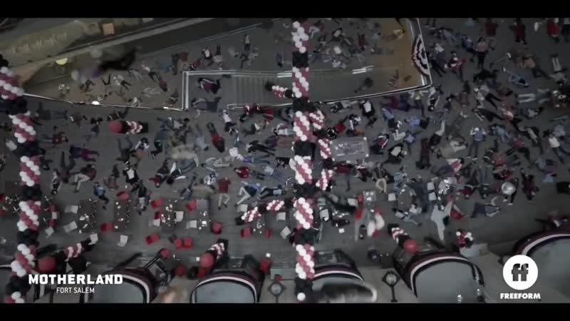 Родина Форт Салем Русский трейлер сериала 2020