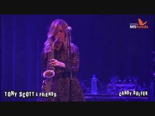 Tony Scott & Friends : Candy Dulfer