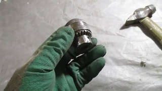 Разборка сверлильного патрона за пару минут.Drill chuck disassembly in two minutes.