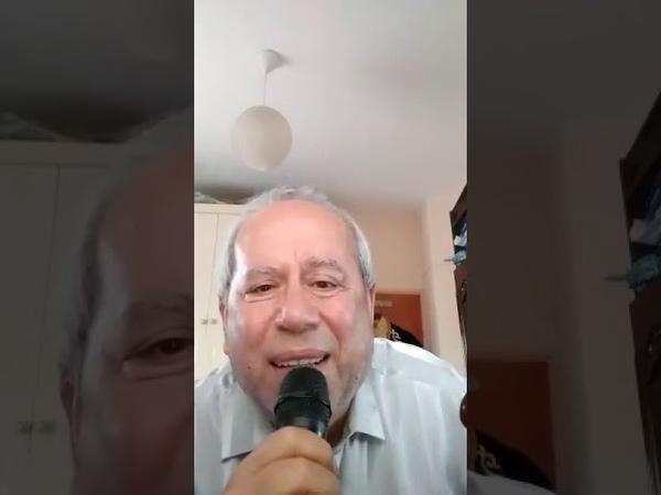 Наш Бакинец поет Джан Карабах Var olsun bizim İsrailli Qardaşımız Senya Salman Rabaev