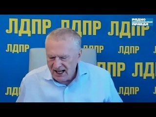 Жириновский заявил о серьезном наказании осенью для непривитых. «Все, тюрьма»