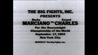 Рокки Марчиано vs Эззард Чарльз 2 / Rocky Marciano vs Ezzard Charles 2