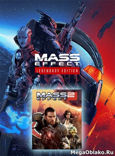 Mass Effect 2: Legendary Edition [v 2.0.0.48602 + DLCs] (2021) PC   RePack от FitGirl