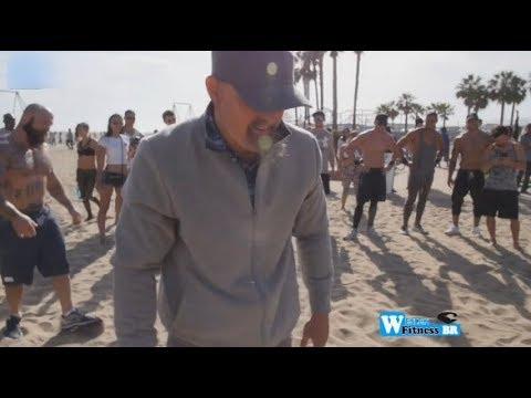 Maromba disfarçado de Velho Parou a Praia [Parte 2] - Bodybuilding