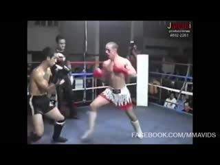 """Кик-бокс и Тейквондо боец более известный как """"Ракета"""" 🔥"""